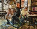 Tuesday Morning, McSorley's 24x30